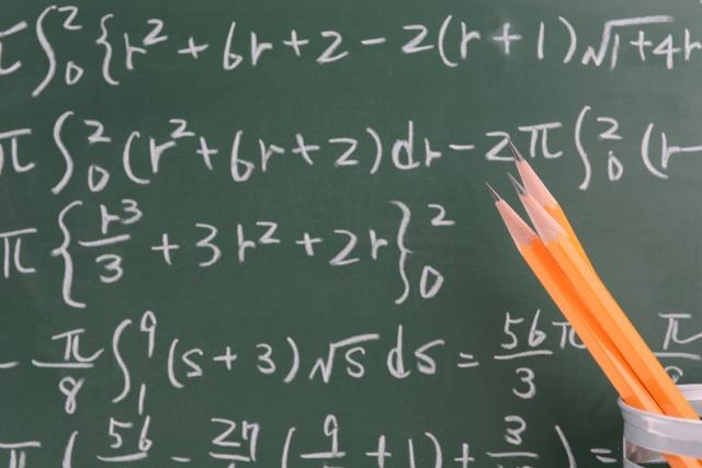 夏期講習会 数学は暗記!?